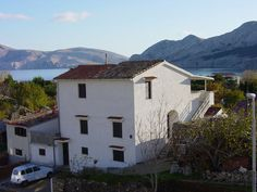 Holiday apartment with terrace - Baška Vacation Apartments, Croatia, Mountains, Park, Studio, Travel, Products, Voyage, Parks