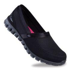 Skechers+EZ+Flex+Take+It+Easy+Slip-On+Shoes+-+Women