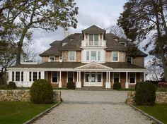 Shelter Island Residence - Traditional - Exterior - New York - Brooks and Falotico Associates, Inc.