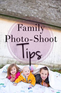 Entrusted Ministries - TIPS FOR FAMILY PICTURES