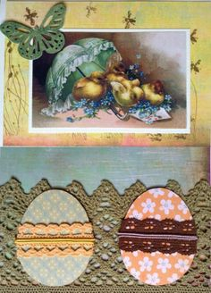 Easter cards#handmade easter cards