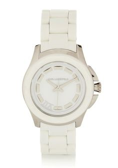 Karl Lagerfeld Klassic Seven Watch: On Time for the Trend