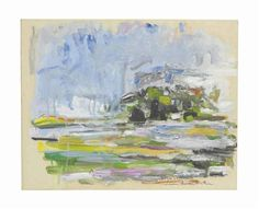 Jane Freilicher, Landscape