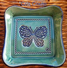 Pratinho borboleta by cris couto 73, via Flickr
