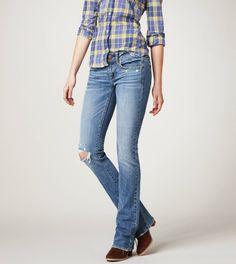 AE Skinny Kick jeans