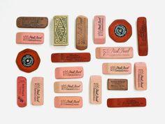 vintage erasers, lisa congdon.