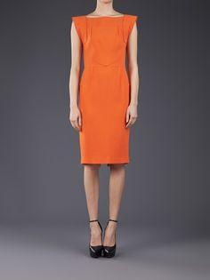 ROLAND MOURET - Watson dress 7