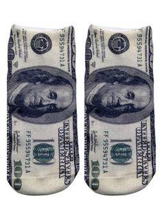Money Ankle Socks