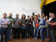 Grupo del curso de Cata del 17 al 19 de octubre. Que bien lo pasamos