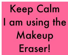 Makeup Eraser Cloth Pink Wash Face Soft Towel Remover Water A cloth that uses no Make-up Remover! No chemicals, throw in the wash!!! Only $19.97 each! Become a Distributor, we're looking for spas & salons and women who want to own a home based business! If, you already sell skin care and beauty products, add this product  to your existing business. One of a kind product, reuseable and washable, using no chemicals.  Join My Team:  http://kathysdayspa.makeuperaser.com