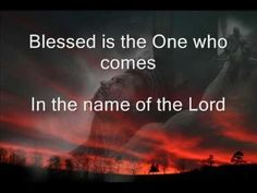 Blessed is the One (Lyrics)
