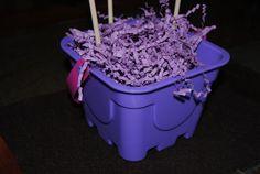 The Little Mermaid Birthday Centerpiece Ariel by Trendycupcakeshop, $21.00