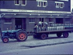 Archieffoto van De Boterfabriek in Drunen