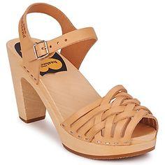 Sandalen / Open schoenen BRAIDED SKY HIGH Beige 159.20 €