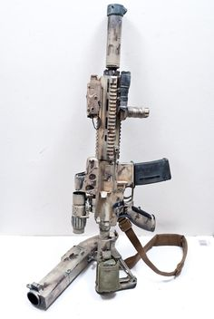 Airsoft hub is a social network that connects people with a passion for airsoft. Talk about the latest airsoft guns, tactical gear or simply share with others on this network Military Weapons, Weapons Guns, Guns And Ammo, Military Army, Airsoft Gear, Tactical Gear, Battle Rifle, Combat Gear, Custom Guns