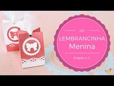 LEMBRANCINHA SERIE MENINA l DIY Juliana Ayumi - YouTube