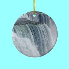 Niagara Falls Ornament.  Prices start at $14.36