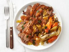 The secret to this lip-smacking sauerbraten? The sauce is thickened with crumbled gingerbread cookies.