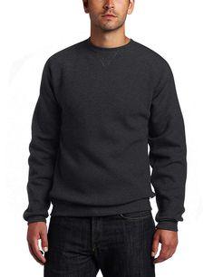 c969b7fb1038 Details about Russell Athletic Dri Power Fleece Mens S Small Crew Neck  Sweatshirt Jumper Top