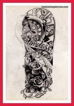 Half+sleeve+tattoos+for+men+black+and+grey | Half Sleeve Tattoo Designs For Men Black And White – Tattoo Ideas Top Picks