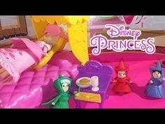 Aurora's Fairytale Dreams Little Kingdom Disney Princess Hasbro Playset Fun Kids Toy Videos Princess Videos, Best Kids Toys, Rapunzel, Cool Kids, Fairytale, Aurora, Cinderella, Dreams, Disney Princess