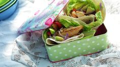 Tortillas med kyllingfilet Wrap Sandwiches, Tacos, Tortillas, Mexican, Ethnic Recipes, Dinners, Food, Mince Pies, Dinner Parties