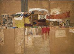 Robert Rauschenberg, 'Rebus,' 1955, Robert Rauschenberg Foundation