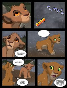 Kiara's Reign Page 24 by on DeviantArt Lion King 4, Lion King Story, Lion King Fan Art, Disney Lion King, King Art, All Disney Movies, Disney And More, Disney Characters, Reign