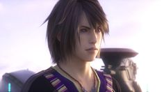 Noel Kreiss. He is from the future where all hope and humanity were almost gone. However, the Goddess Etro heard his prayers and send him to Valhalla where I advised him to bring my sister, Serah, to me. He tried to protect her as best as he can but some things are inevitable...
