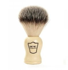Parker Faux Ivory Synthetic Bristle Brush
