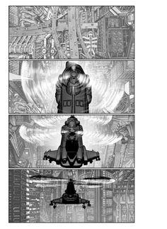 "Storyboards Chris Weston drew for Albert Hughes' live-action adaptation of Katsuhiro Otomo's classic graphic novel,""Akira"". Akira Live Action, Illustrations, Illustration Art, Lost Movie, Value Painting, Katsuhiro Otomo, Storyboard Artist, Manga Artist, Art Studies"