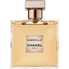 GABRIELLE CHANEL Eau de Parfum CHANEL (1.830 CZK) ❤ liked on Polyvore featuring beauty products, fragrance, chanel perfume, chanel fragrance, flower fragrance, edp perfume and eau de perfume