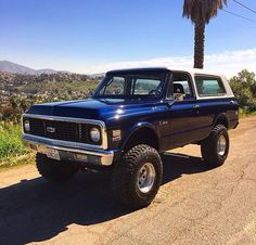 First Gen K5 Blazer.