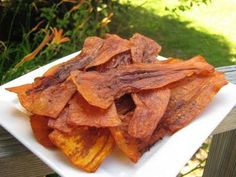 Raw Vegan Bacon