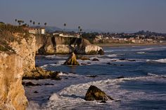 The Pismo Beach area combines a scenic coast and a more social and party-friendly vibe, with surf shops, great food and jumping bars. (Georg...