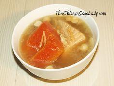 The Chinese Soup Lady & Chinese Soup Recipes » Blog Archive » Papaya Pork Soup