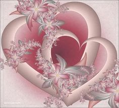 flowers and hearts - Buscar con Google