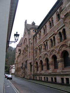 Bishop's Palace, Freiburg