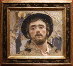 Category:Self-portrait paintings by Francesco Paolo Michetti - Wikimedia Commons Italian Painters, Portrait Paintings, Portraits, Selection, Wikimedia Commons, March, Italy, Head Shots, Portrait Photography