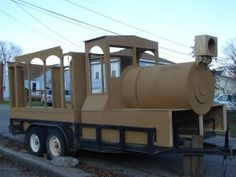 Parade Float Train? - Trains, Ferris Wheels, Carousels and other movers! - The PlanetChristmas Forums
