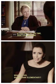 "LOL, this: | 29 Hilarious Gabrielle Solis Quotes From ""Desperate Housewives"""