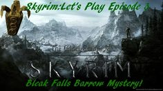 Skyrim Special Edition PS4 Gameplay Walkthrough Playthrough Let's Play Full Game Part 3 #games #Skyrim #elderscrolls #BE3 #gaming #videogames #Concours #NGC