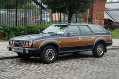 AMC Eagle. Even as a kid I thought they were fugly