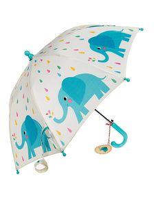 Rex London Children's Umbrella, Elvis the Elephant Umbrellas