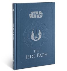 Star Wars: The Jedi Path - Jedi Training Manual from @ThinkGeek << I totally want this!