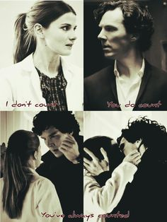 SHERLOCK (BBC) ~ Sherlock and Molly