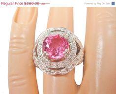 Pretty in Pink Jewels VJT Treasury by Kristen on Etsy