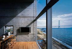 Tadao Ando. private house