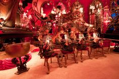 The Nutcracker Room, House on the Rock, by dalvenjah, via Flickr