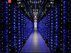 Google Data Center, Douglas County, Georgia (2012)